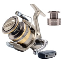2016 new Arrival Shimano brand Exage 1000 2500 3000S 4000FD 5000FC Spinning Fishing Reel 5BB Fishing Gear Tackle Saltwater XGT-7