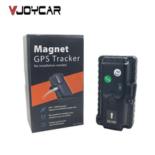 VJOYCAR GSM GPS SMS SOS GPS Tracker Magnet FREE Install Long Lasting Battery 900 Days Waterproof IPX7 FREE GPS Tracking Platform
