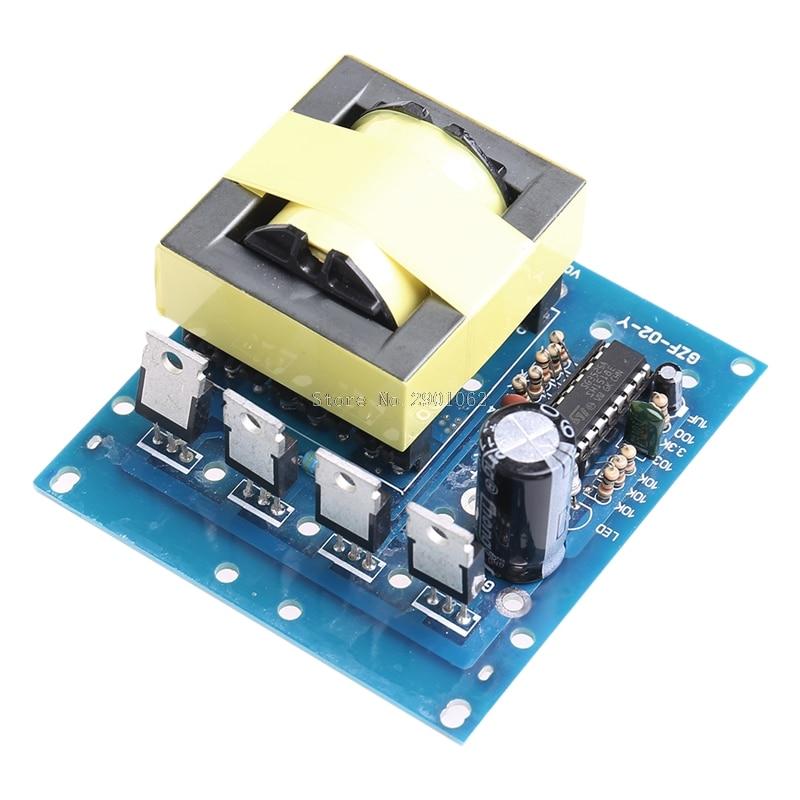 500W Inverter Boost Board Transformer Power DC 12V TO AC 220V 380V Car Converter -B119