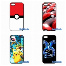 Cool Pokemon Go Phone Cases Cover For Samsung Galaxy Note 2 3 4 5 7 S S2 S3 S4 S5 MINI S6 S7 edge(China)