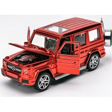 Alloy Excellent Car Model (G65), /Painting /Plating Color Scale 1/32 Size 15CM Toys Car W/Light And Sound