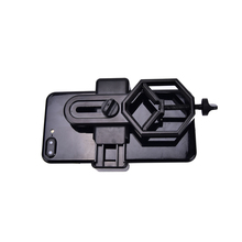 JETTING 1Pc black Spotting Scope Cellphone Adapter Mount for Rifle Scope Camera Digiscoping Binocular telescopes adapter