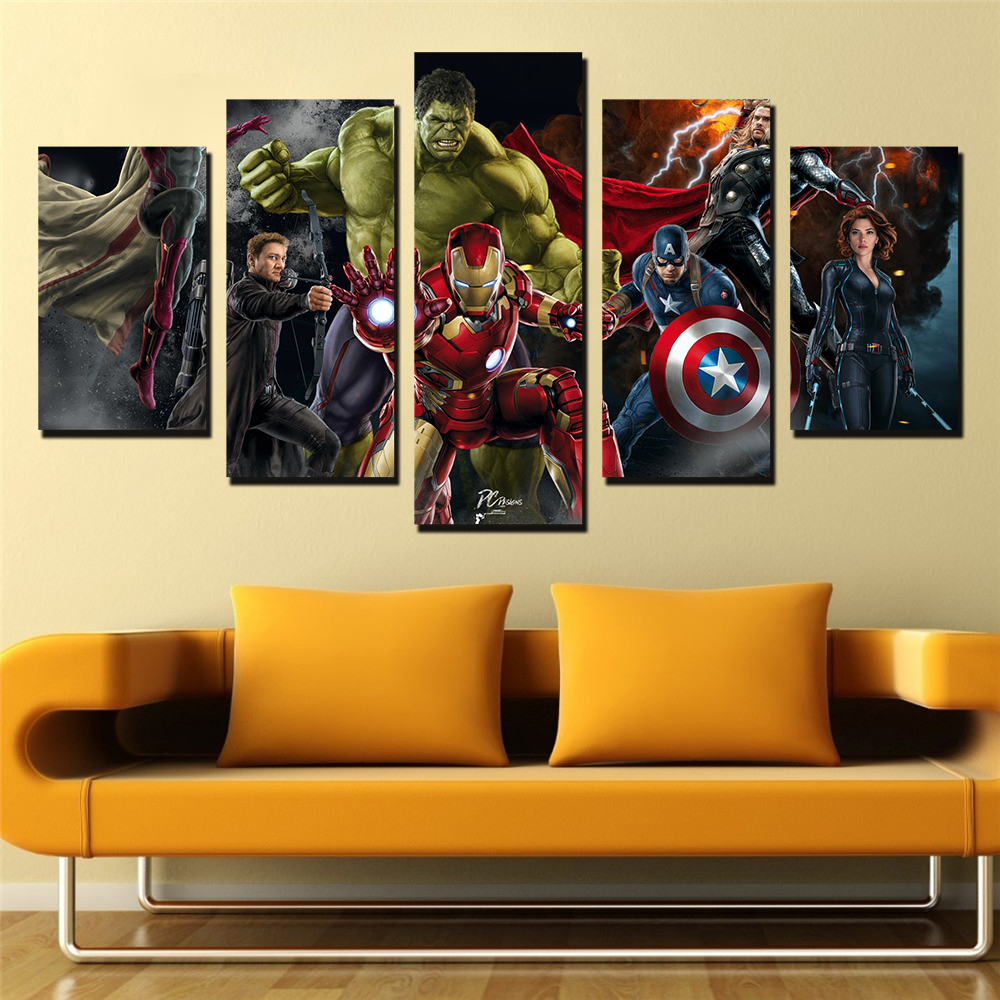 Special Offer of poster captain america in Jussemgru