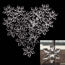20PCS Christmas Decorations For Home Snowflakes Ornaments Party Festival Xmas Tree Hanging Christmas Navidad Tree Decoration
