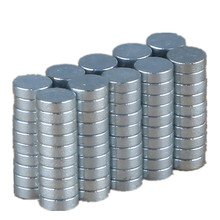 100pcs/set  N35 Rare Earth Neodymium Super Strong Magnets Balls Magnet Cube Blocks Education Toys For Children 3mm x 1mm