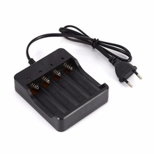 4.2V 1200MA 18650 Battery Charger 18650 Charger Battery Chargers EU US UK AU Plug for 18650 Rechargeable Batteries(China)
