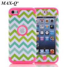 For Touch 6 Case Pattern Hybrid 3 in 1 High Impact Case Cover For Apple iPod Touch 6 6th Generation Case Cover Free Shipping