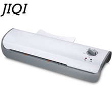 MINI Professional Thermal Office Hot and Cold Laminator Machine A4 Document Photo Blister Packaging Plastic Film Roll Laminator(China)