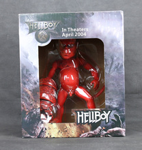 "Special Long Hair Version Hellboy Classic Comic Animation 10"" Action Figure(China)"