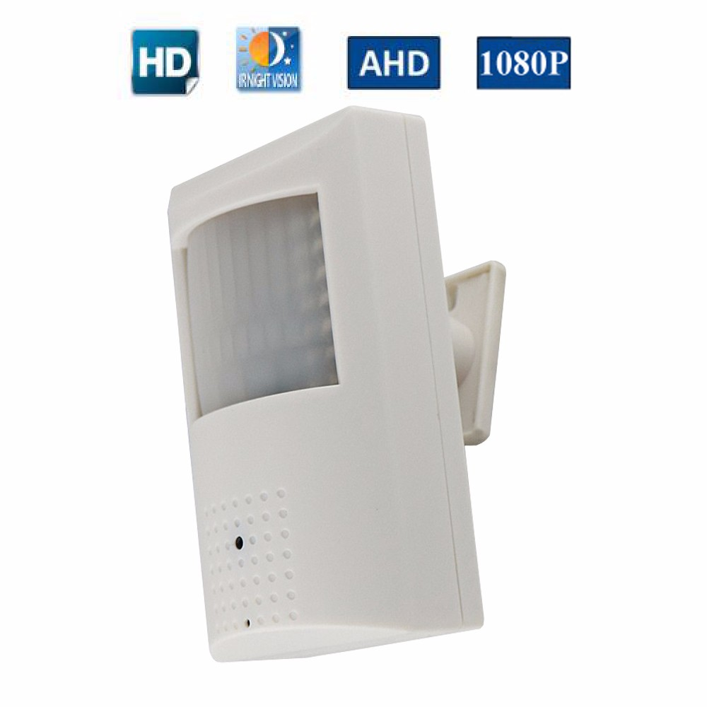 Full HD 1080P PIR Style Indoor AHD Camera with 850nm 48PCS IR-LED lights and Built in IR Cut switch Day Night Vision<br><br>Aliexpress