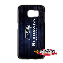 Seattle Seahawks American Football Fans Case For Galaxy S8 S7 S6 Edge Plus S5 Active S4 S3 mini Core 2 Prime Note 5 4 3(China)