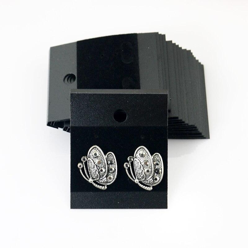 Jewelry earring card 109