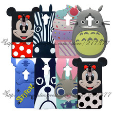 For Huawei Mate 9 Case 5.9'' 3D Cute Stitch CupCake Dog Zebra Minnie Silicone Rubber back Cover For Huawei Mate 9 Phone caes