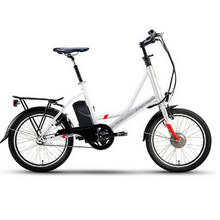 310412/Light automatic variable speed help scooter female 20 inch mini lithium electric bicycle electric car