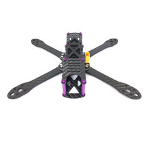 Buy GE-FPV GE-5 V2.0 225mm 4mm Arm Carbon Fiber Frame Kit W/ 5V Output PDB RC Models Quadcopter FPV Racing DIY Spare Part for $40.99 in AliExpress store