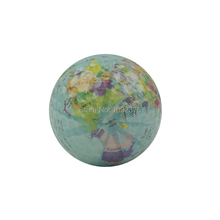 Wholesale quality special golf,Globe map color golf balls,dollar,pounds practice golf balls,golf simulation ball,10pcs / lot
