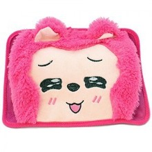 2012 hot-selling double hot water bottle challenge po heating pads(China)