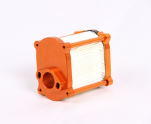 Baja CNC Alloy Air Filter Assembly For 1/5 HPI BAJA 5B Parts Rovan KM Rc Baja Upgrade Parts