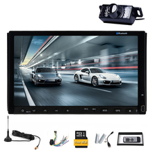 "7"" System Auto Head Unit MP3 Car DVD Player AMP Navi MP4 Digital TV MP5 Auto Radio 2 din Stereo GPS CD Touchscreen"