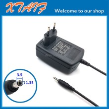 DC 12V 2A 12V2A power adapter 3.5mm*1.35mm plug in 100v - 240v ac power supply eu plug Charger for printer mobile phone tv-box
