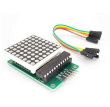 5PCS MAX7219 Dot Led Matrix Module MCU LED Display Control Module Kit