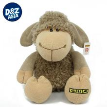 Holiday gifts, cute lamb plush toy,toys for children
