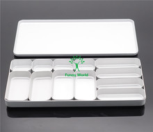 New Arrival Dental Clinic Bur H/K File Holder Block Sterilizer Case Disinfection Endo Box Set