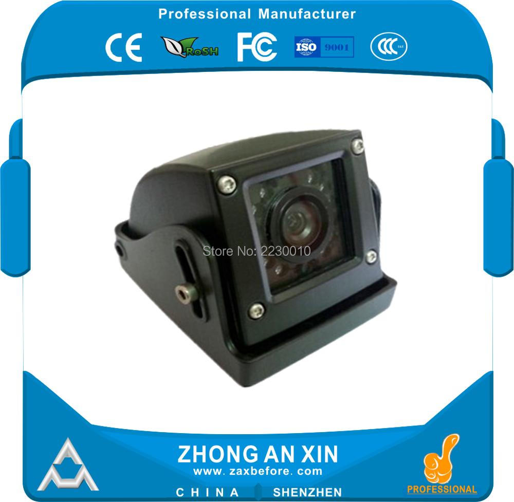 700TVL Waterproof IP67 IR night vision Flank view Vehicle camera Car side view camera Factory Car bus truck camera OEM ODM<br>