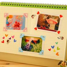 1 Sheet DIY Cartoon Cute Animals Corner Cute Paper Stickers for Photo Albums Frame Decoration Scrapbooking Wholesale(China)