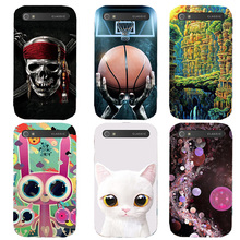 For BlackBerry Q20 Cover Original Plastic Printed Cartoon Phone Case Printing Drawin Fashion Phone Case
