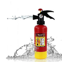 Summer fire extinguisher gas water guns children toys air pressure beach toys high pressure water guns