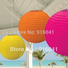 Wholesales 100pcs Free Fedex DIY-16 inch Chinese Paper Lantern Wedding Birthday Party Celebration Home Decoration Event Festival