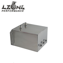 LZONE RACING - Universal FUEL surge tank&fuel cell&oil tank 6L for universal car model, mirror polished HQ. JR-TK44S