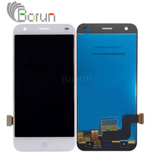 original for ZTE Blade S6 lite screen Display LCD+Touch Screen tested Complete Digitizer Assembly replacement parts COMPATIBLE(China)