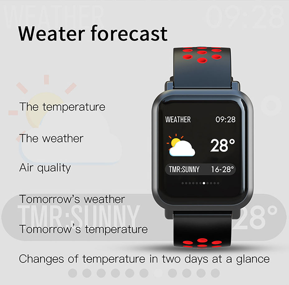 COLMI Smart Watch Men Tempered glass Fitness Tracker Blood pressure IP68 Waterproof Activity Tracker Women Smartwatch 17