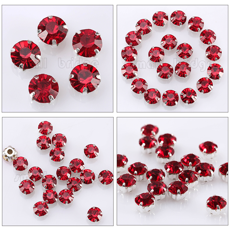Glass Stone For Clothing (8)