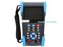 "Free shipping!HVT-2603 3.5"" Full-View TFT-LCD CCTV Camera Tester PTZ Cable Digital Multimeter"