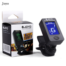 Guitar Bass Violin Ukulele Tuners LCD Mini Clip Digital tuner black Stringed musical instrument guitar Accessories Jt-01