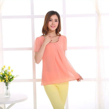 Plus Size 5XL Women Blouses Original Manufacturer Blusa New Summer Style Female Casual Woman Shirts brand clothing Blusas(China)