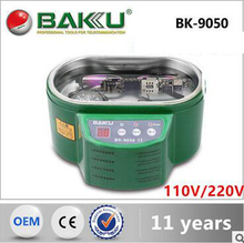 BK - 9050 ultrasonic cleaning machine chip, clock and watch, dentures, mobile phone, glasses, jewelry cleaners  110V/220V