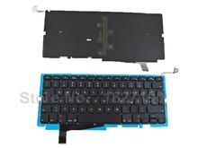 NEW GR German Layout Laptop Keyboard for APPLE Macbook Pro A1286 BLACK (For 2008,With Backlit Board) Laptop Computer Keyboards(China)