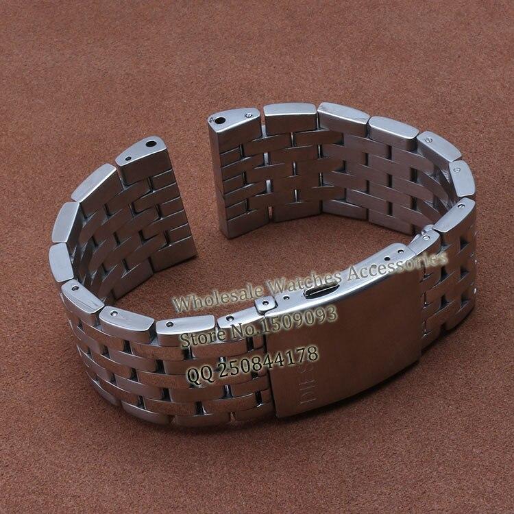Watchband 24mm 26mm 28mm 30mm Bracelet for brand watches Stainless Steel Watch Strap DZ5121 DRESS WATCH Accessories Promotion<br><br>Aliexpress
