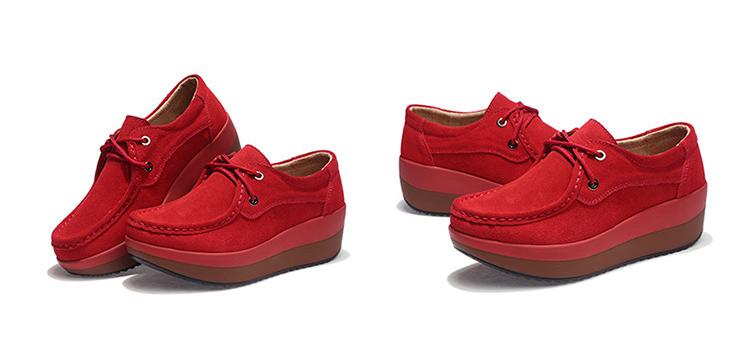 HX 3213-2 (18) 2017 Autumn Winter Women Shoes Flats