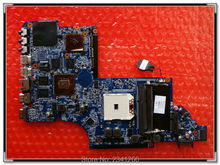 645386-001 for HP PAVILION DV7-6000 NOTEBOOK  for HP PAVILION DV7 DV7-6000 laptop Motherboard HD6750/1G mainboard 100% tested