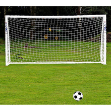 Teenager 1.8m*1.2m Cotton Spandex PE Train Football Nets Soccer Goal Net Outdoor Sport Training Tool Football Equipments Net