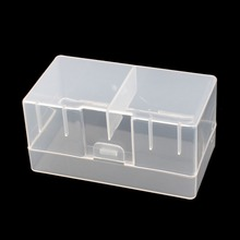Hard Plastic Case Holder Storage Box Container for 12 x 9V Battery(China)