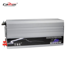 8000W Power Inverter DC 12V to AC 220V Pure Sine Wave Off Grid Inverter Solar Power Inverter 8000W Car Converter(China)