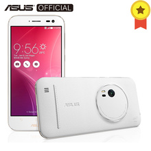 Original Asus Zenfone Zoom ZX551ML 128GB ROM 4GB RAM Cellphone Quad Core Intel Atom Z3590 13.0MP 5.5'' Android 5.0 IPS 1920x1080