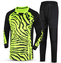kids Goalkeeper jerseys children cheap soccer jerseys 2016 2017 hot selling goalie keeper Jersey