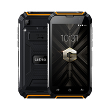 GEOTEL G1 7500mAh 5.0 Inch HD Display Smartphone Quad-core 1.3GHz Android 7.0 2GB + 16GB GPS Mobile Phone